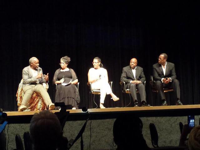Danny Glover Discussion on Jomo Kenyatta