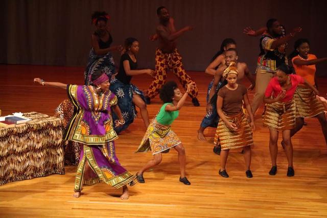 The Newark City Ballet