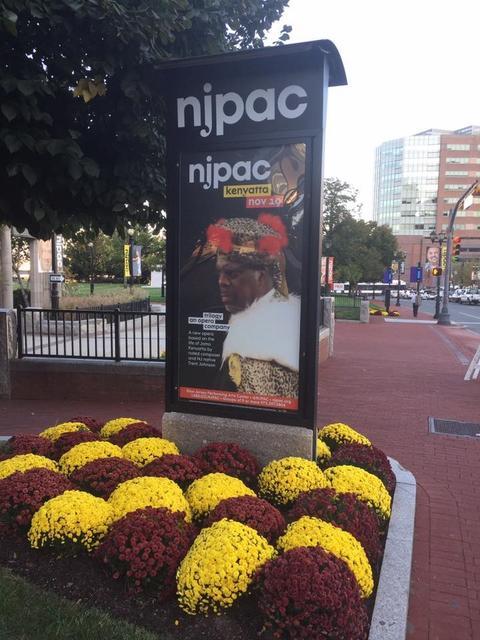 NJPAC Poster